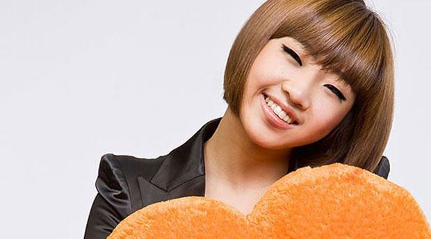 """Gong """"Minzy"""" Minji"""