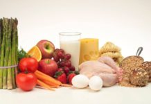 Healthy Foods Items for losing weight