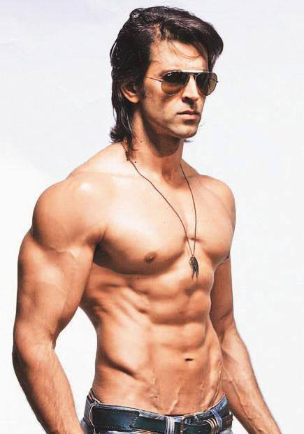 Hrithik Roshan Workout Routine Diet Plan for Krrish 3Hrithik Roshan Body 2013