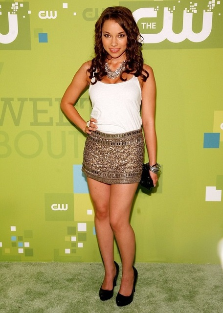 Jessica Parker Kennedy height