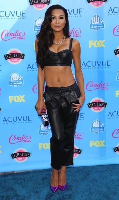 Naya Rivera hot body