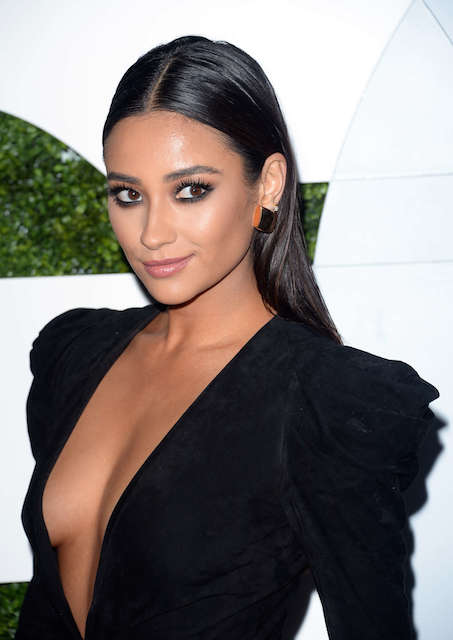 Shay Mitchell at 2014 GQ Men Of The Year Party