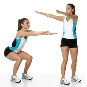 Swivel Squat