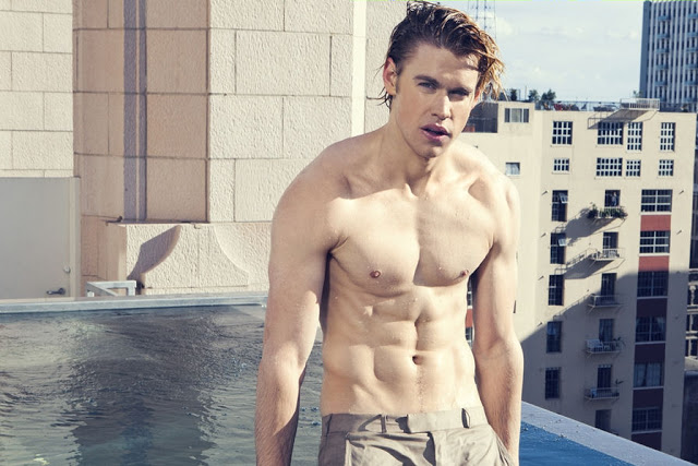 chord overstreet shirtless body