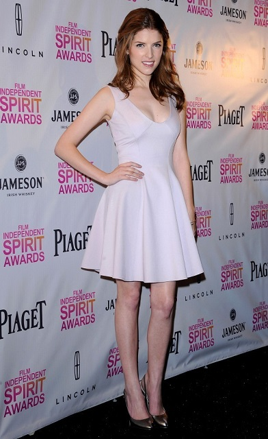Anna Kendrick height