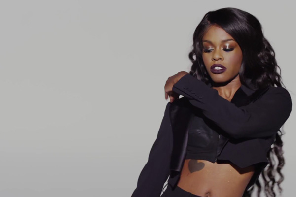 Azealia Banks height weight body statistics