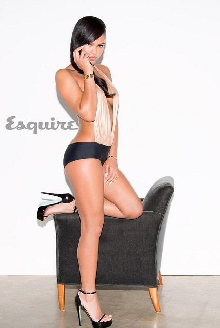 Cassie Esquire Photoshoot
