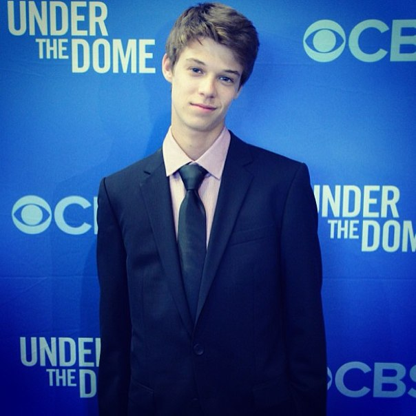 Colin Ford height
