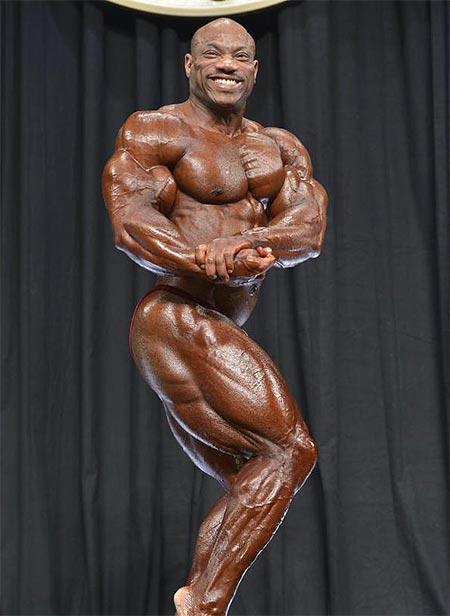 Dexter Jackson Arnold Classic 2013