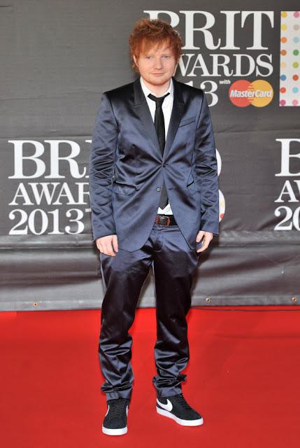 Ed Sheeran height