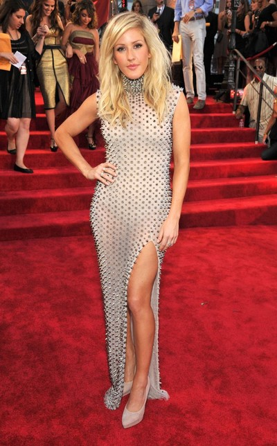 Ellie Goulding during 2013 MTV Video Music Awards