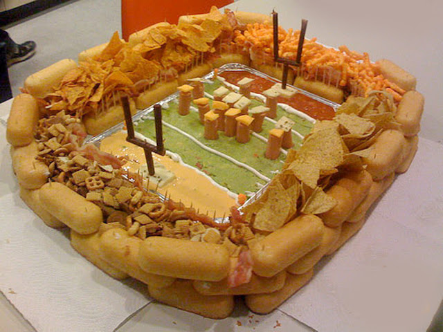 Football Game on diet plan