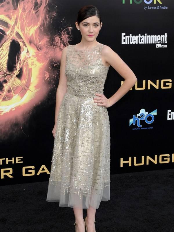 Isabelle Fuhrman The Hunger Games