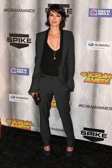Lena Headey height
