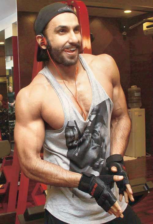 Ranveer Singh Workout Ramleela