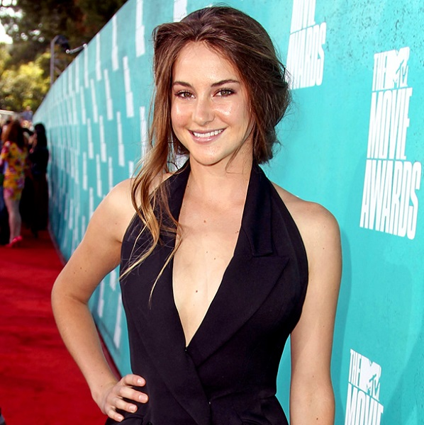 Shailene Woodley hot