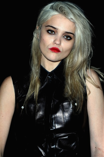 Sky Ferreira during Givenchy Fashion Show 2013