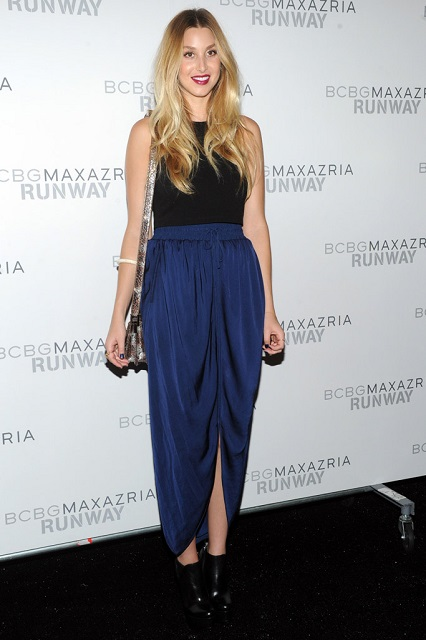 Whitney Port 2013