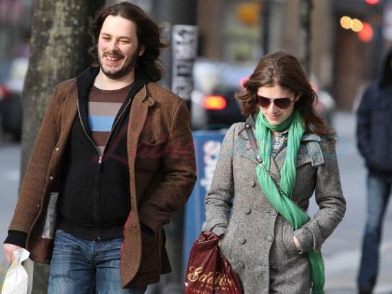 Anna Kendrick and director boyfriend Edgar Wright