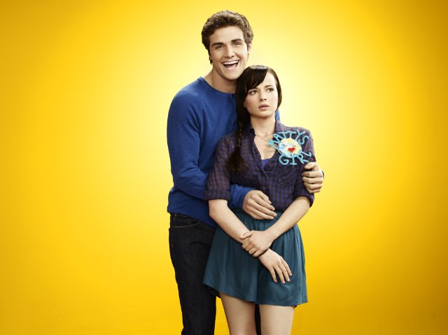 Beau Mirchoff and Ashley Rickards