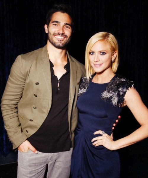 Brittany Snow and boyfriend Tyler Hoechlin