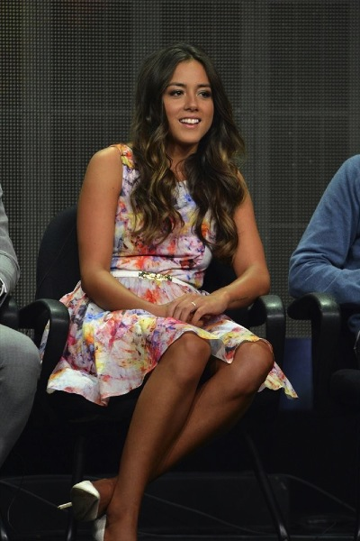 Chloe Bennet legs