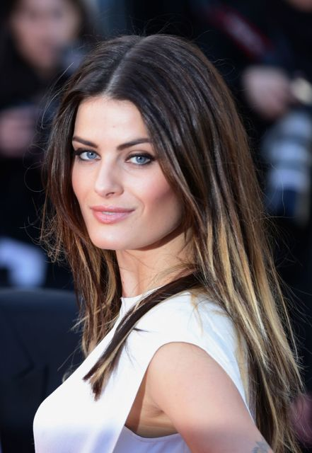 Isabeli Fontana at The Immigrant Premiere