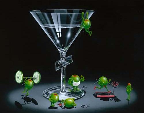 Martini Diet