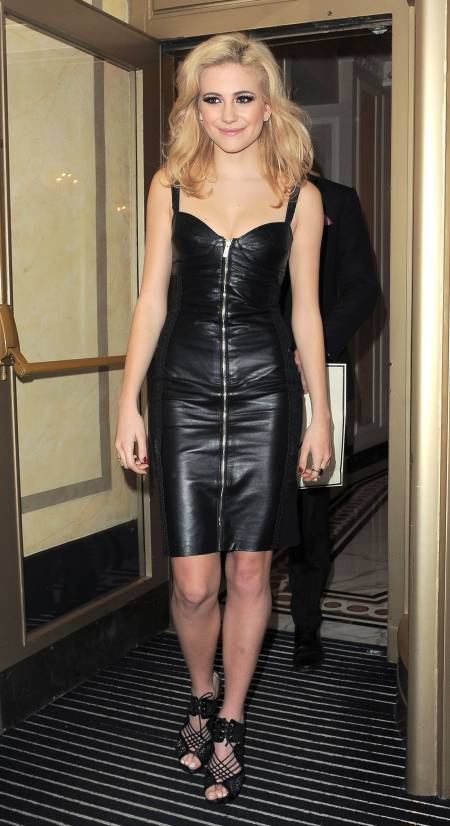 Pixie Lott height