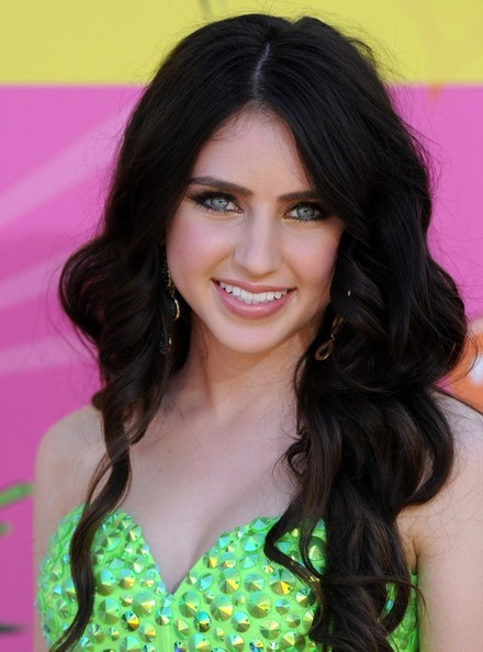 Ryan Newman during Kids Choice Awards 2013