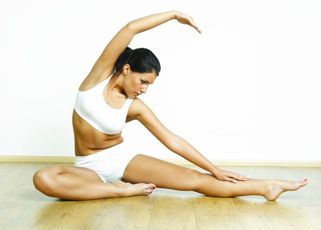 Yoga Body Diet Plan for women. Lose weight in four weeks.