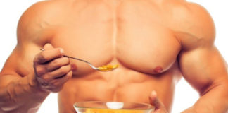 anabolic muscle diet