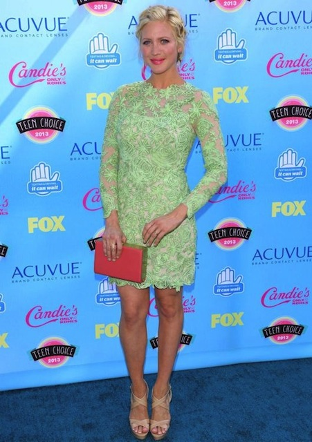 Brittany Snow height 2014
