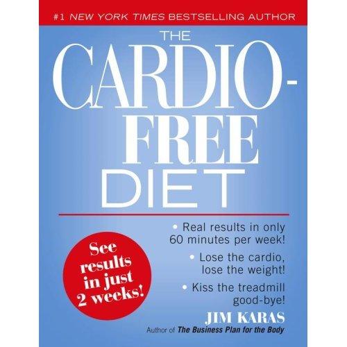 cardio free diet plan