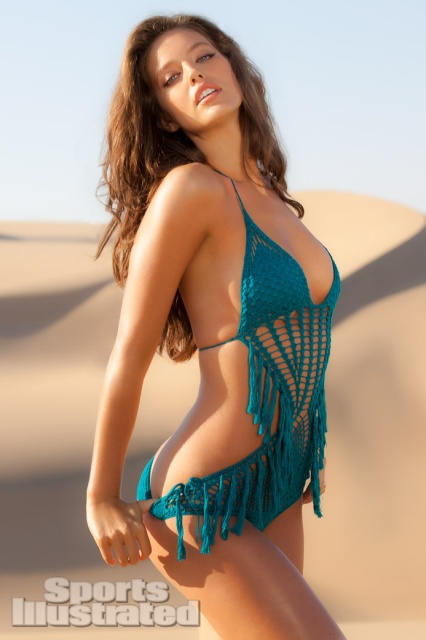 Emily Didonato Sports Illustrated Swimsuit Issue