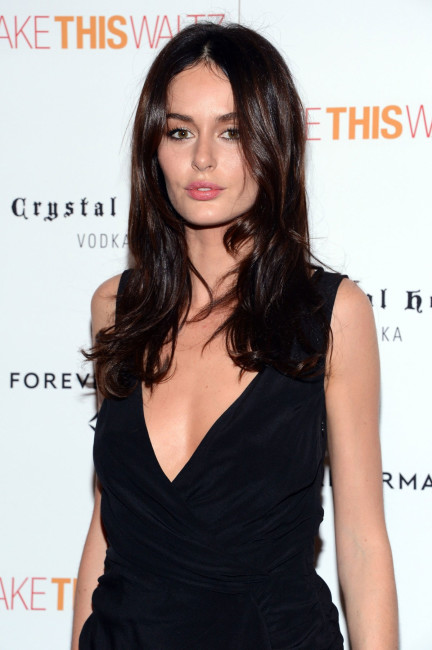 Nicole Trunfio hot