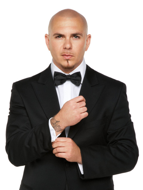 Rapper Pitbull height