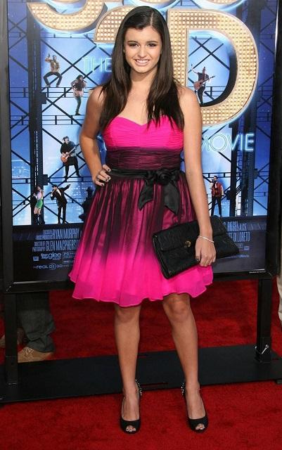 Rebecca Black height