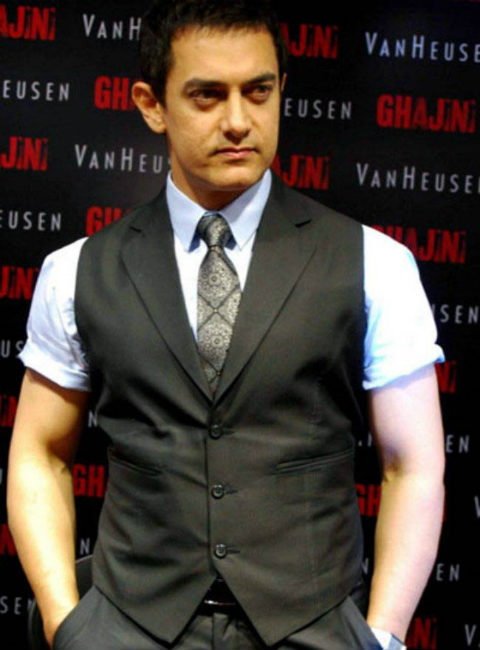 Aamir Khan height