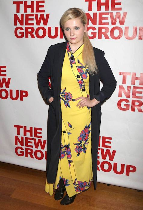 Abigail Breslin at 'All The Fine Boys' opening party in March 2017