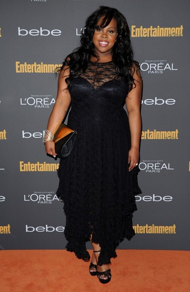 Amber Riley height