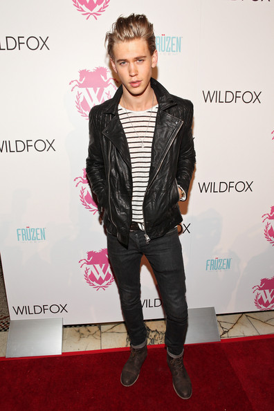 Austin Butler during Wildfox Fall 2013 Collection