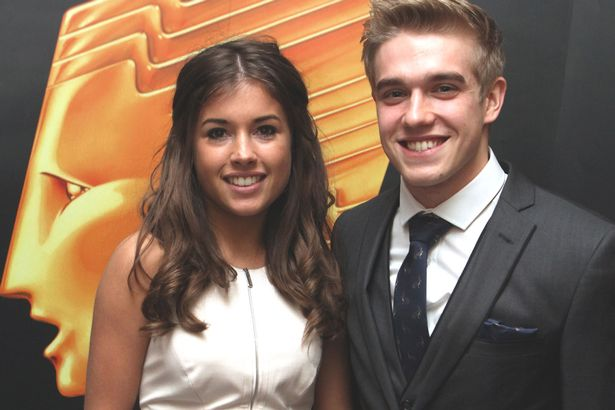 Bobby Lockwood and Aimee Kelly