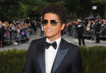 Bruno Mars 2014