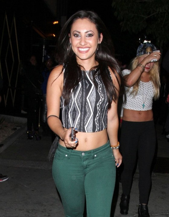Francia Raisa height