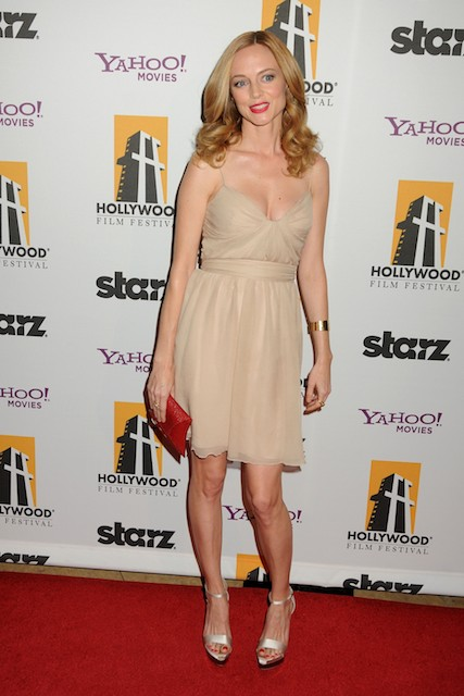 Heather Graham weight