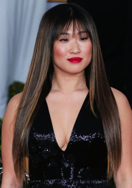 Jenna Ushkowitz boobs