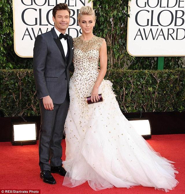 Julianne Hough and boyfriend Ari Sandel