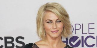 Julianne Hough height