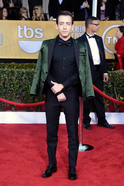 Kevin Michael McHale height is 5 ft 8 in or 173 cm.